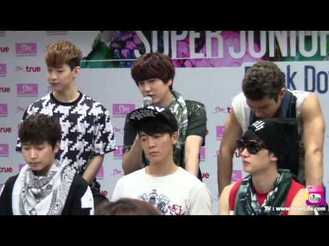 [HD] Exclusive Interview Super Junior M