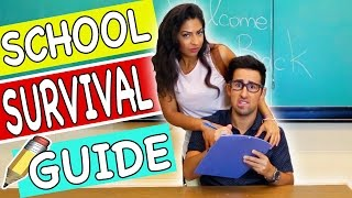ULTIMATE BACK TO SCHOOL SURVIVAL GUIDE!