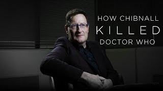 How Chibnall Killed Doctor Who