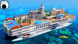 Ridiculously Expensive Super Yachts In The World