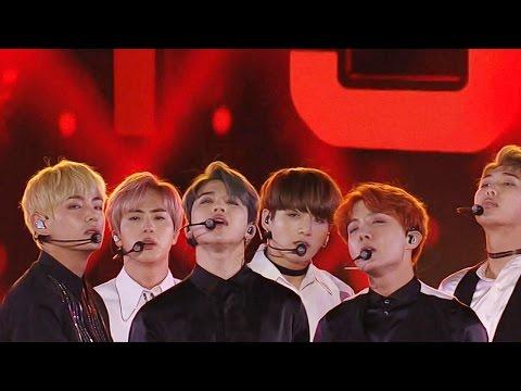 《BOF》 BTS (방탄소년단) - Blood Sweat & Tears (피 땀 눈물) @인기가요 Inkigayo 20161030