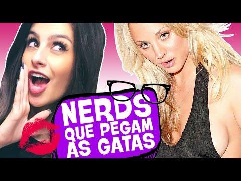 5 NERDS QUE PEGAM AS GATAS! (ft. Nah Cardoso)