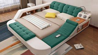 शानदार बेड जिनसे उठने का मन नही करेगा ✅ Cool and Smart Bed Inventions