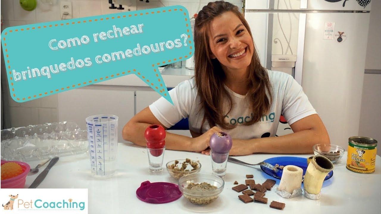 Enriquecimento Ambiental: Como rechear os brinquedos comedouros?