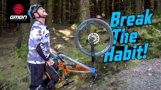 9 Bad Mountain Biking Habits