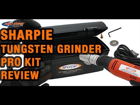 GRIND TUNGSTEN LIKE A PRO [Sharpie Tungsten Grinder PRO Kit]