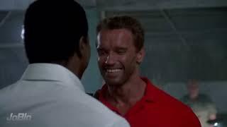 PREDATOR Movie Clip - You Son Of A Bitch (1987) Arnold Schwarzenegger Sci-Fi Action Movie HD