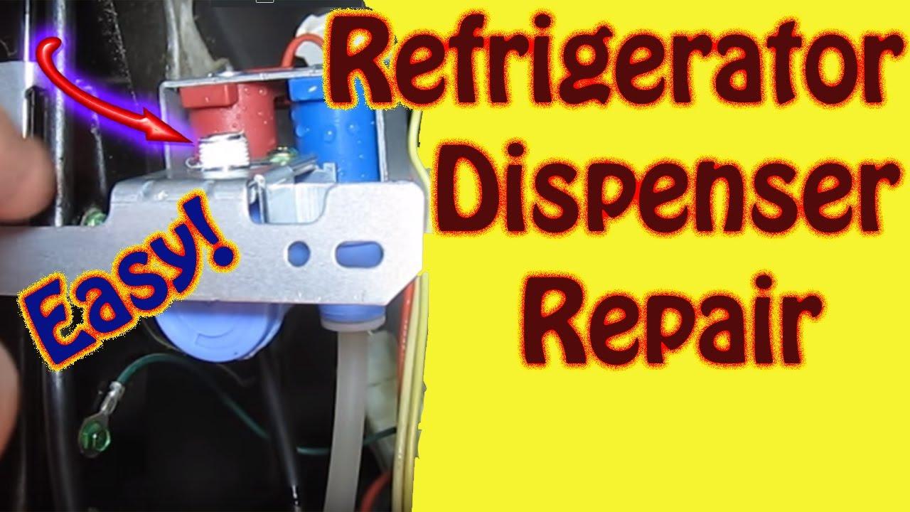Hotpoint Ge Refrigerator Repair Water Inlet Valve