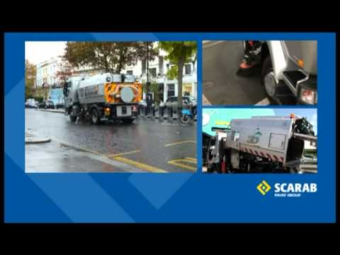 Scarab Sweepers - Road Sweeper Presentation