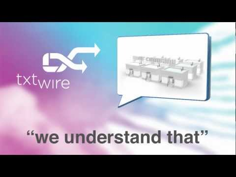 Txtwire Technologies - Let Txtwire Supercharge Your Advertising!