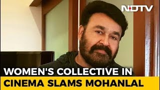 Me Too: Mohanlal under fire from Actresses..