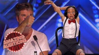 Kid Dancers That WOWED The Judges | Amazing Auditions