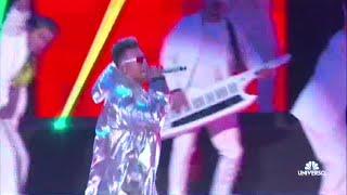 Ozuna big winner at Billboard Latin Music Awards