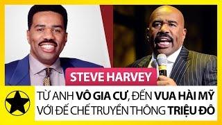 Steve Harvey – Từ Anh Vô Gia Cư, Đến Vua Hài Mỹ Với Đế Chế Truyền Thông Triệu Đô