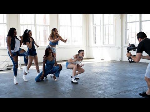 [BEHIND THE SCENES] Evolution Of Girl Groups - Citizen Queen