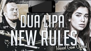 Dua Lipa - New Rules - Drum Remix [MOBILE VERSION] - Marcel Giese Official
