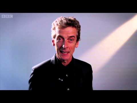 *SPOILERS* Peter Capaldi Is The New Doctor! - Doctor Who (2013) - BBC - Smashpipe Entertainment