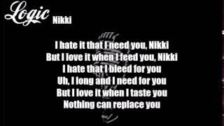 Logic - Nikki Lyrics