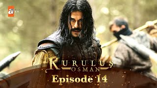 Kurulus Osman Urdu | Season 1 - Episode 14