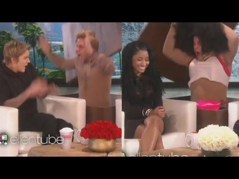 7 Mejores Sustos a Famosos en Ellen Show