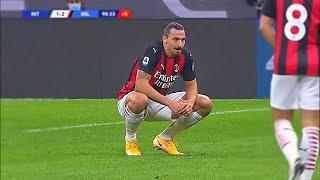 Ibrahimovic é AGREDIDO ao vivo por Jogador abusado! Veja a reação dele.