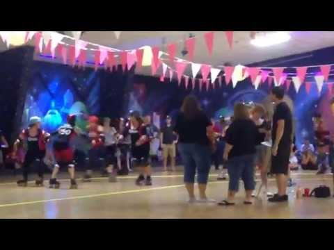 Bradentucky Bombers Vs Lakeland Derby Dames 2014