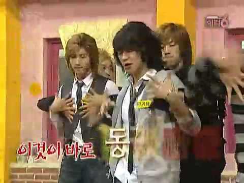 dbsk dance on yeo girl