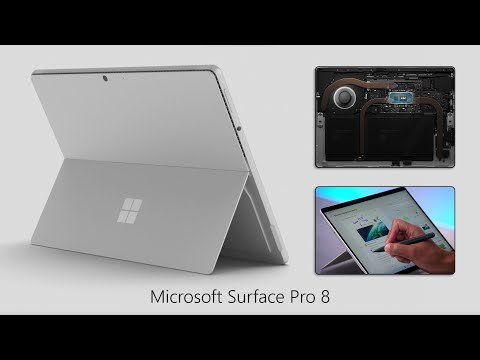 Surface Pro 8 Hands-on Review + Updates to the Surface 2-in-1 Lineup