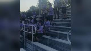 Thurgood Marshall Middle Pep Band 2019