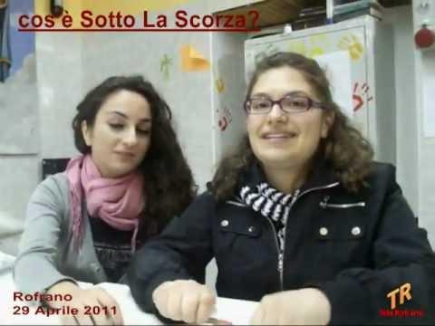 Intervista a Maria Giovanna - Cos'è Sottolascorza ?