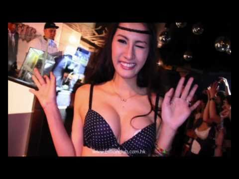 Sexy Lingerie Show at Billion Club
