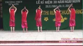 Múa : Various - Made in India (Tốp múa 6A2 - THCS Từ Sơn - Bắc Ninh)