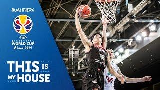 Top Dunks so far - Japan | FIBA Basketball World Cup 2019 - Asian Qualifiers