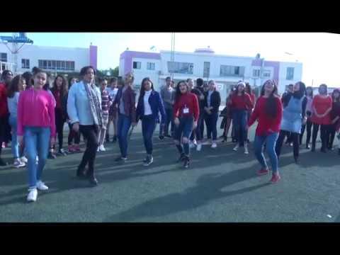 END OF THE YEAR KPOP RANDOM DANCE IN TUNISIA //christmas concept*