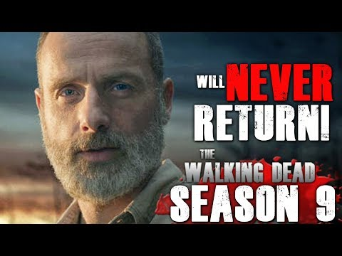 Andrew Lincoln Confirms Rick Grimes Will Never Return to The Walking Dead TV Series!