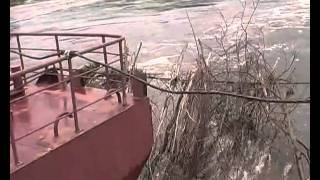 Russia the Siberian river Lena По Лене 1 часть