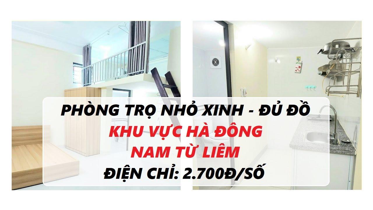 Cho thuê phòng 25m2 + 8m2 gác xép - giá rẻ - phòng đủ đồ có máy giặt, điện: 2.700đ/số rất rẻ video