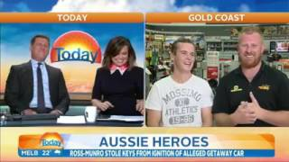 The Most Aussie Interview Ever