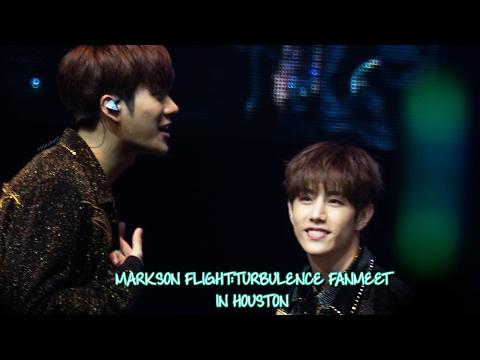 170127 MARKSON FLIGHT:TURBULENCE FANMEET IN HOUSTON