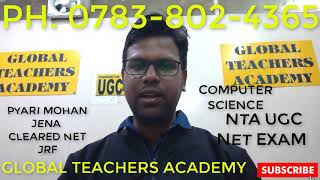 Reviews Global Teachers Academy Reviews - How to Prepare for UGC NET JRF Computer science Exam 1.9