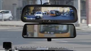 Smart Electronic Mirrors