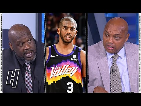 Inside the NBA Reacts to Nuggets vs Suns Game 2 Highlights | 2021 NBA Playoffs