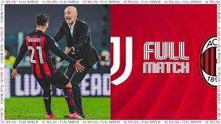 Full Match   Juventus 0-3 AC Milan   Serie A TIM 2020/21