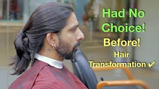Daddy Wants An Amazing Hair Transformation 2019 | Love My New Hair Style Guys