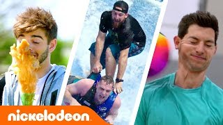The Dude Perfect Show 💪 Epic Music Video | Nick