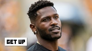 Antonio Brown loses helmet grievance against the NFL, expected to report to Raiders camp   Get Up
