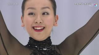 """Mao Asada - SP """"Tango"""" / JN 2010"""