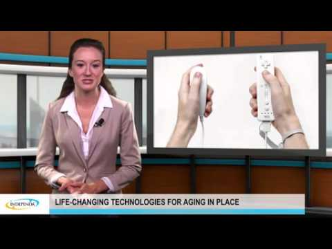 Life-changing technologies for aging in place
