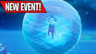 FORTNITE - ICE BALL OPENING EVENT LIVE! (Fortnite Ice King Event Livestream)