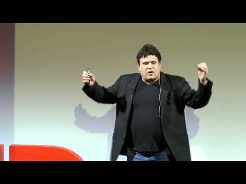 Starts-Ups: Unleashing Human Potential: Garry Fowler At TEDxAAS - Smashpipe Nonprofit